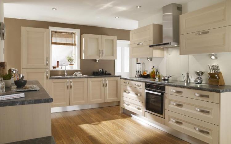 Wood Effect Kitchen Range  Ellison Playa