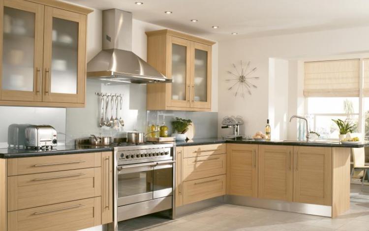 Wood Effect Kitchen Range  Fairbrook Oak